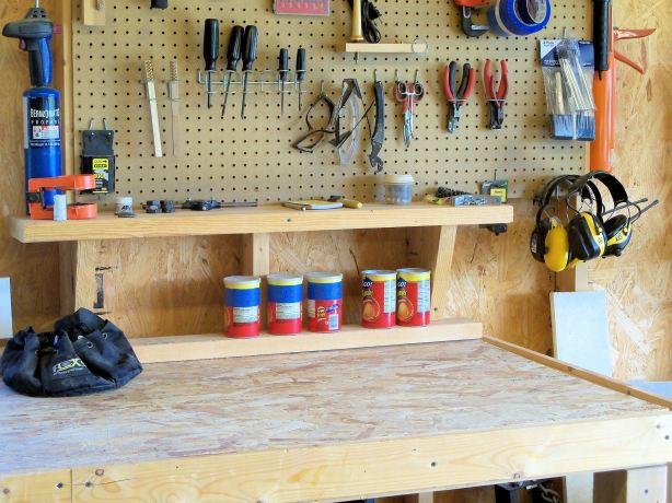 how to build a woodworking shop
